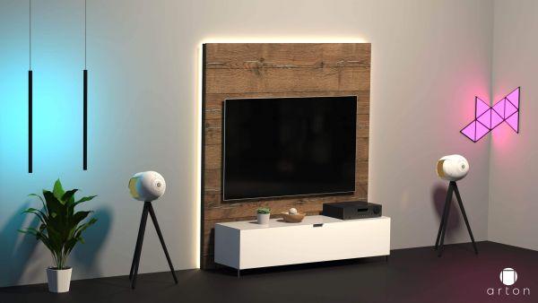 Arton TV-Wandpaneel MM180 Individual