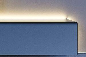 Spectral Smart Light LED Backlight für Lowboards