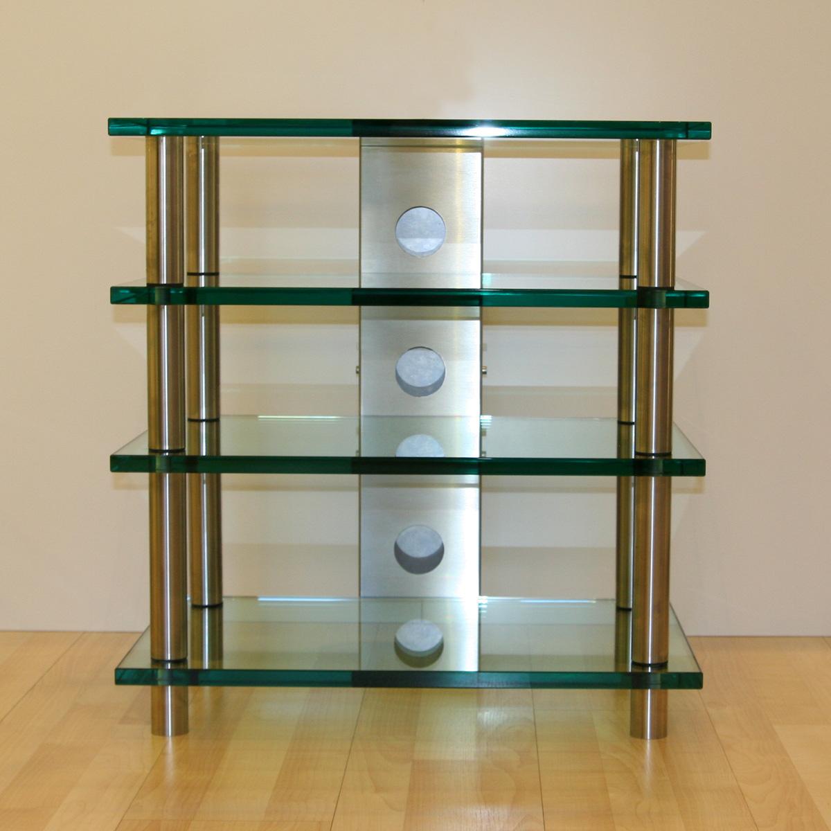 Hifi Rack Glas