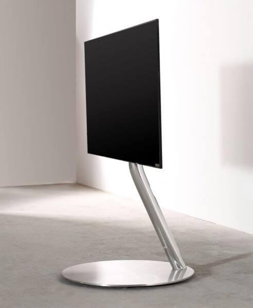 Wissmann Ecoline Art900 TV-Ständer Edelstahl