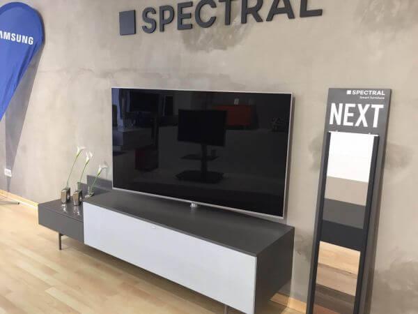 SPECTRAL NEXT Soundbarmöbel AUSSTELLUNGSSTÜCK