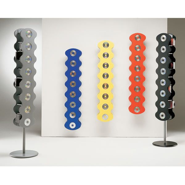Vismara Design Disko Floor CD-Ständer