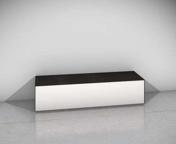 Design Objekte Monaco TV-Möbel Lowboard