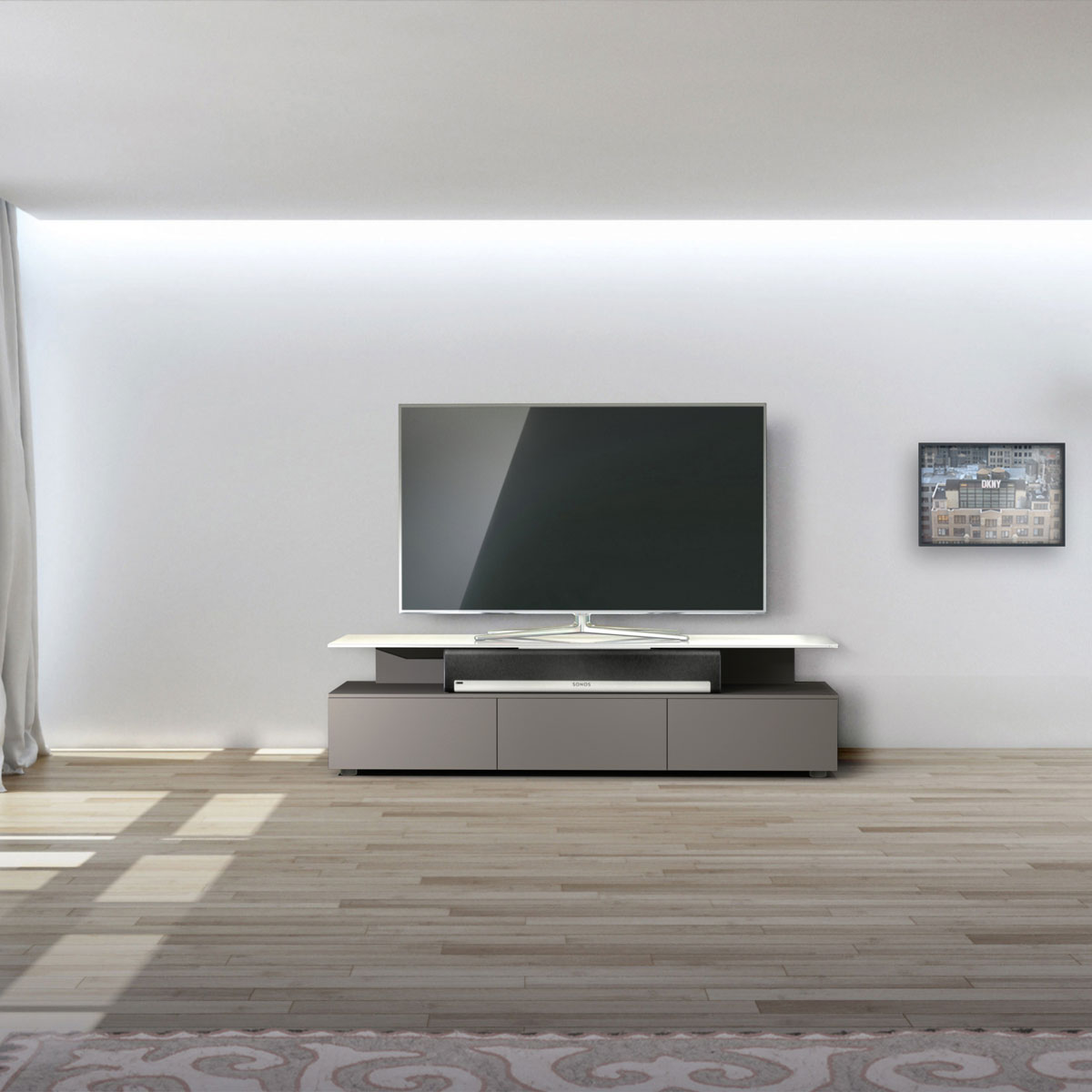 just racks jrm1650 pe tv m bel farbe pebble