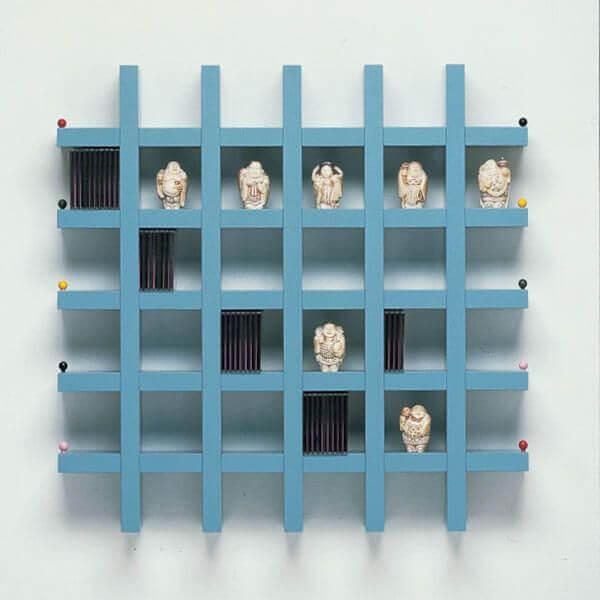 Vismara Design Box by Box 98 - CD-Wandregal