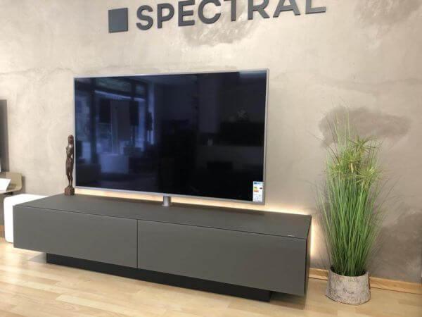 Spectral Brick BR2001 TV-Möbel Granite Matt *** Ausstellungsstück ***