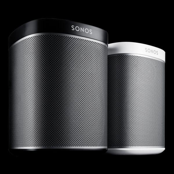 SONOS ONE Amazon Alexa Wireless Multiroom HiFi Lautsprecher