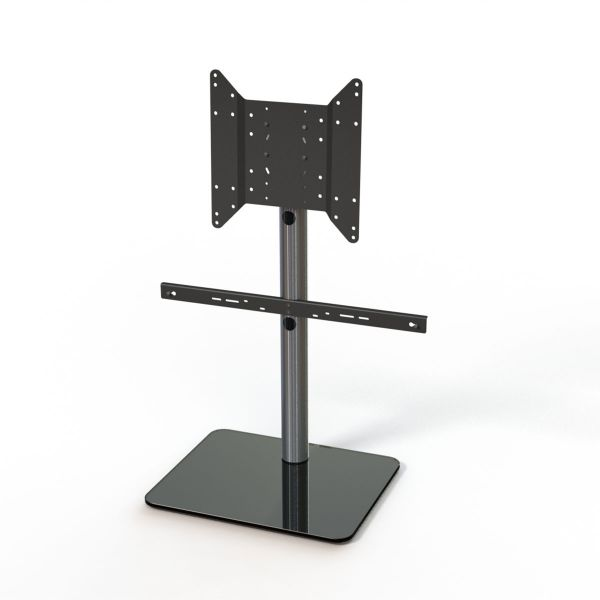 Just Racks TV600SP-BG Floor Stand