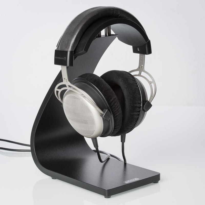 Room ´S FS Audio Line Kopfhörerstativ Headphone Stand Makassar Headphone Stands